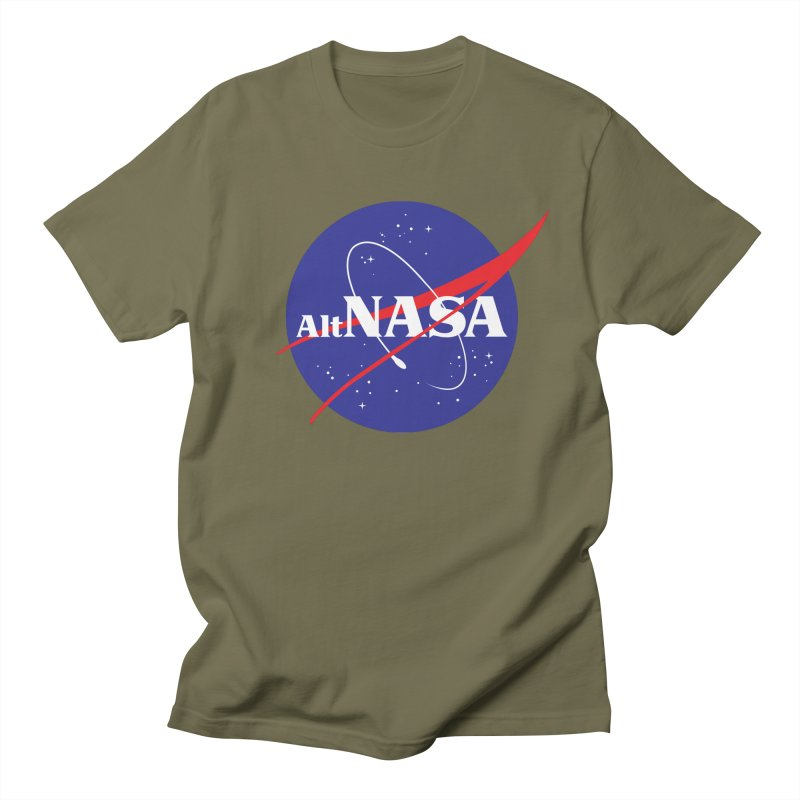 ALTNASA Women's Unisex T-Shirt by The Art of Warlick