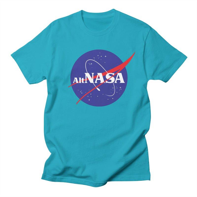 ALTNASA Men's T-shirt by The Art of Warlick