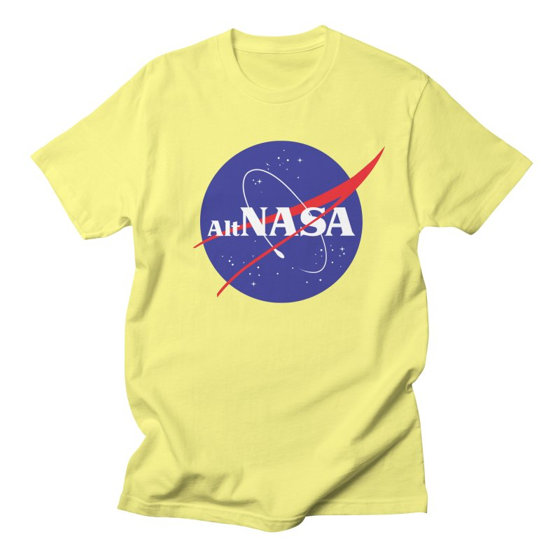 ALTNASA Men's Regular T-Shirt by The Art of Warlick