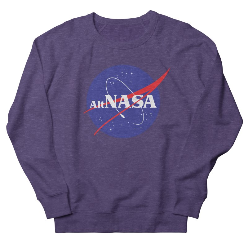 ALTNASA Women's French Terry Sweatshirt by The Art of Warlick