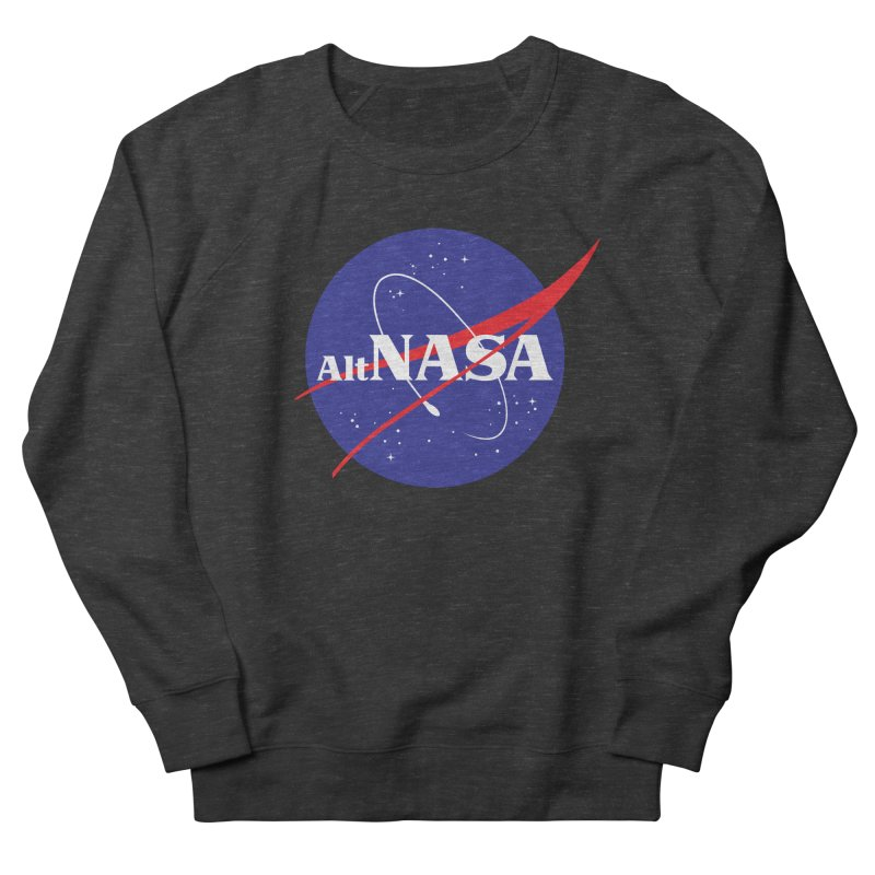 ALTNASA Men's Sweatshirt by The Art of Warlick