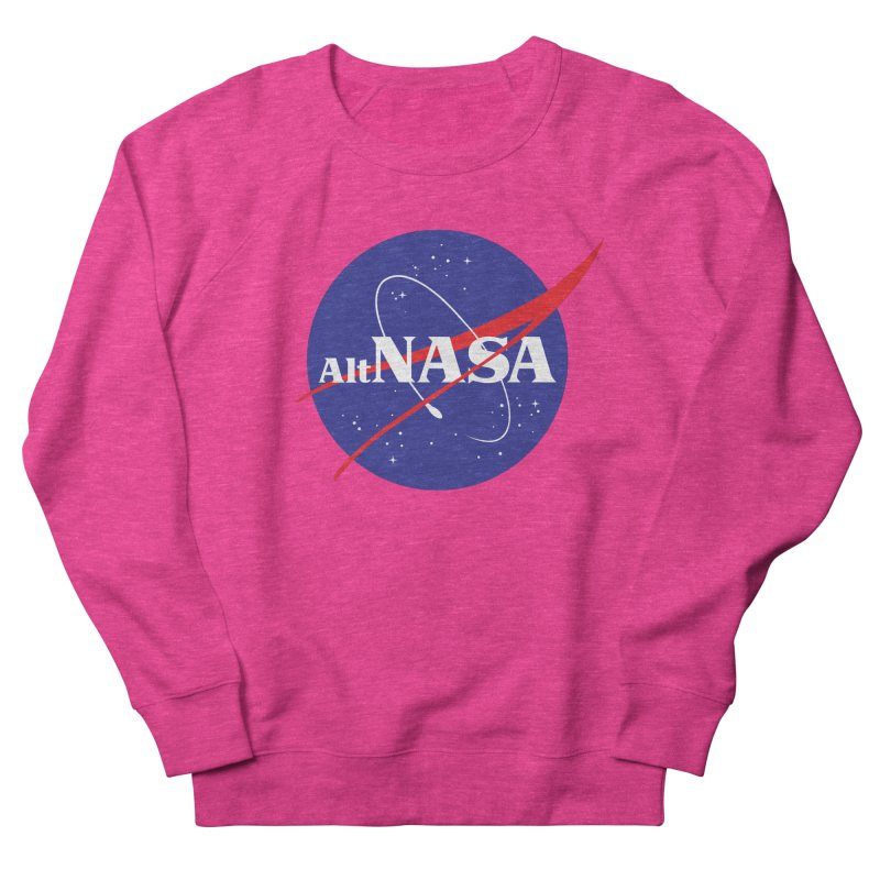 ALTNASA Men's French Terry Sweatshirt by The Art of Warlick