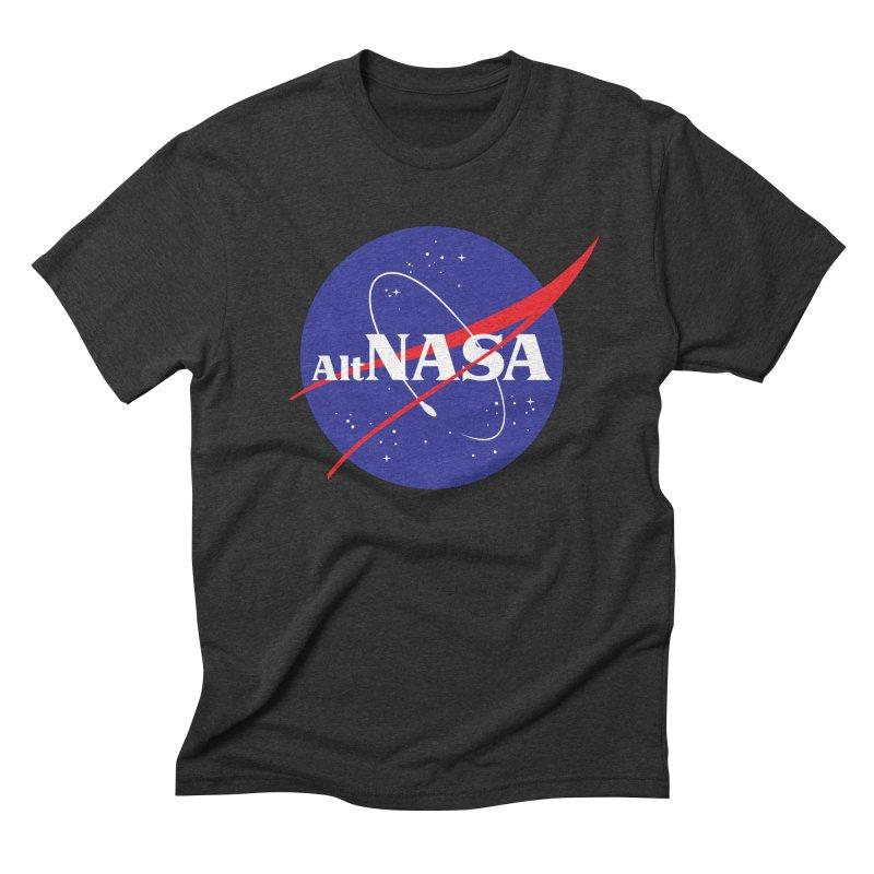 ALTNASA Men's Triblend T-shirt by The Art of Warlick