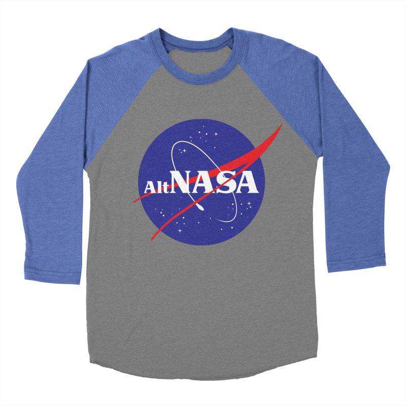 ALTNASA Women's Baseball Triblend Longsleeve T-Shirt by The Art of Warlick