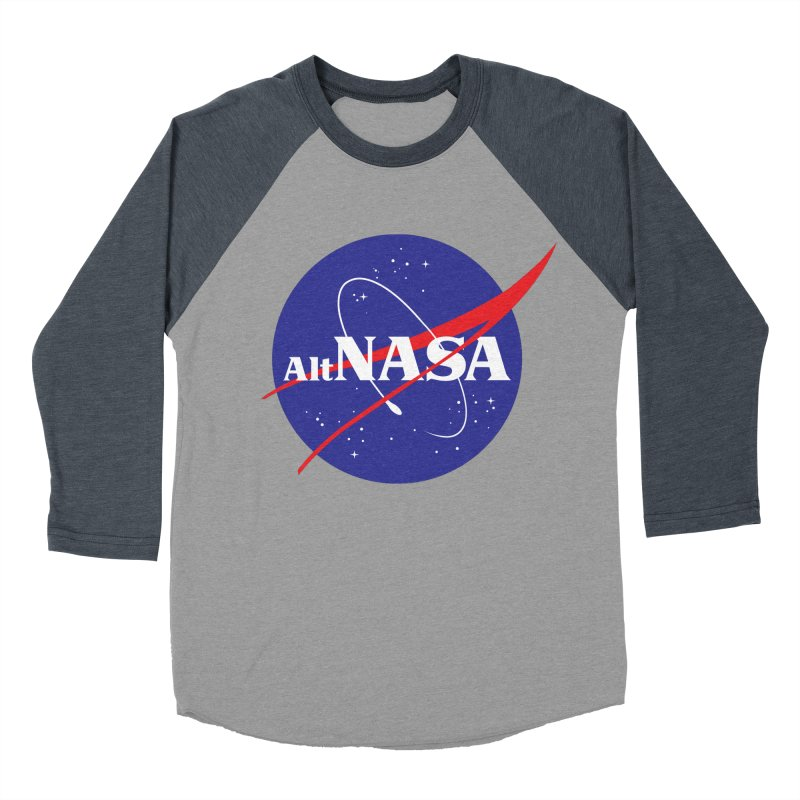 ALTNASA Women's Baseball Triblend Longsleeve T-Shirt by The Art of Warlick