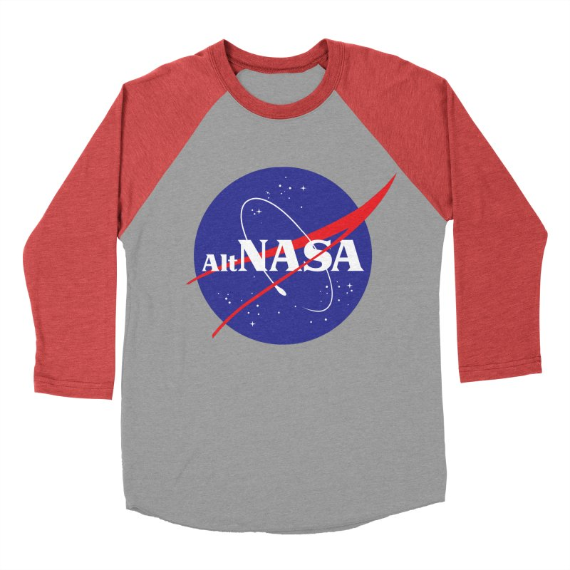 ALTNASA Men's Baseball Triblend Longsleeve T-Shirt by The Art of Warlick