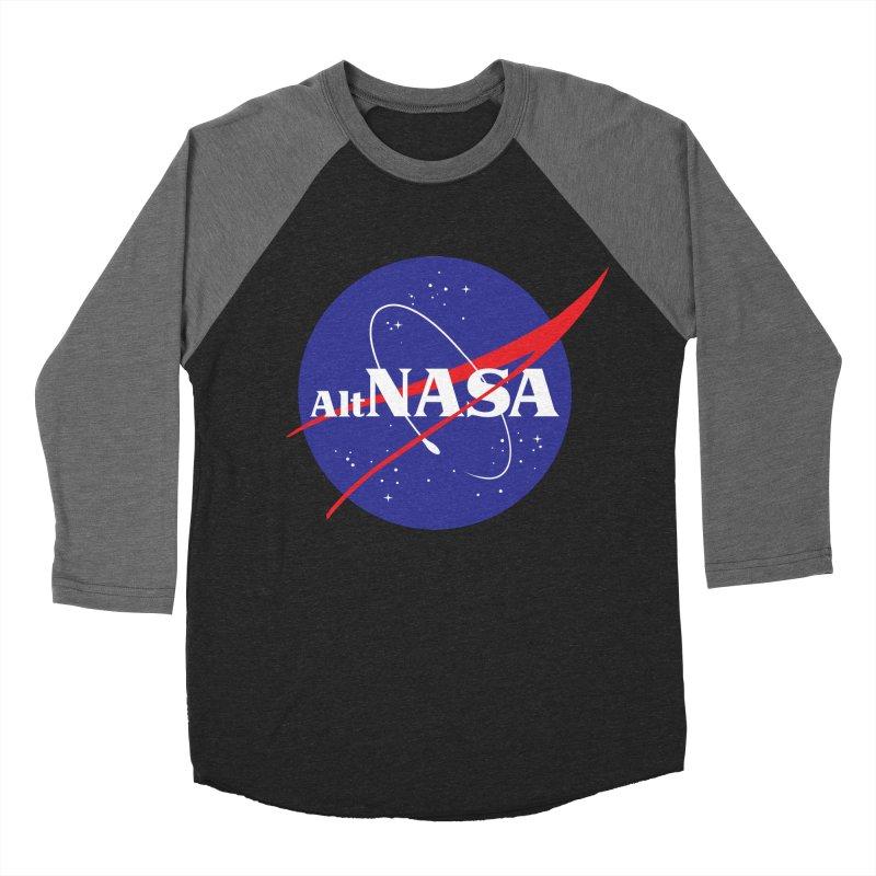 ALTNASA Men's Baseball Triblend T-Shirt by The Art of Warlick