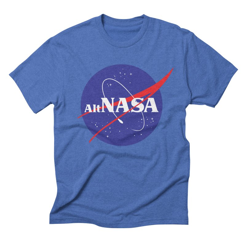 ALTNASA Men's Triblend T-shirt by The Art of Warlick
