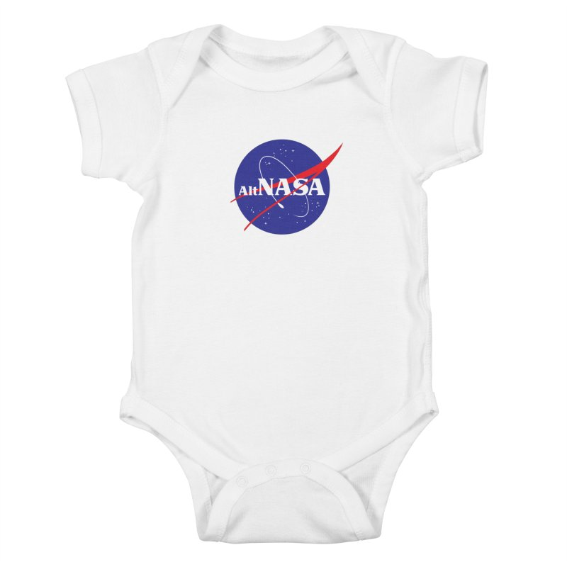 ALTNASA Kids Baby Bodysuit by The Art of Warlick
