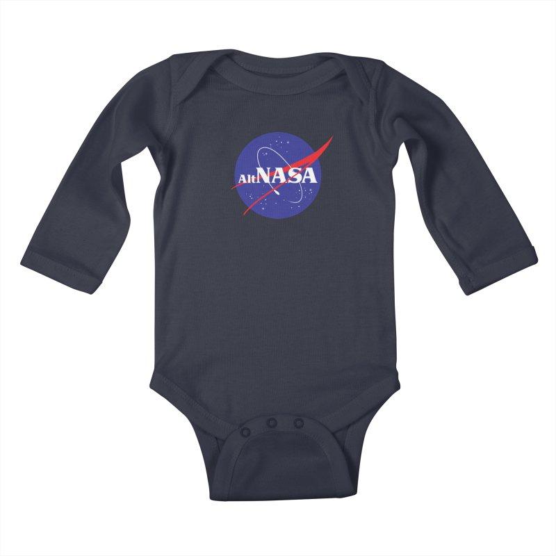 ALTNASA Kids Baby Longsleeve Bodysuit by The Art of Warlick