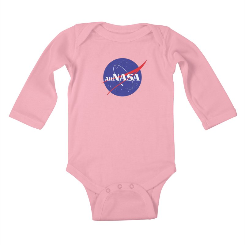 ALTNASA Kids Baby Longsleeve Bodysuit by The Art of Warlick