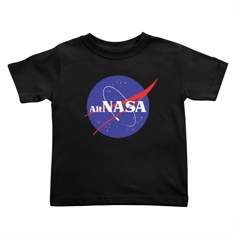 ALTNASA Kids Toddler T-Shirt by The Art of Warlick