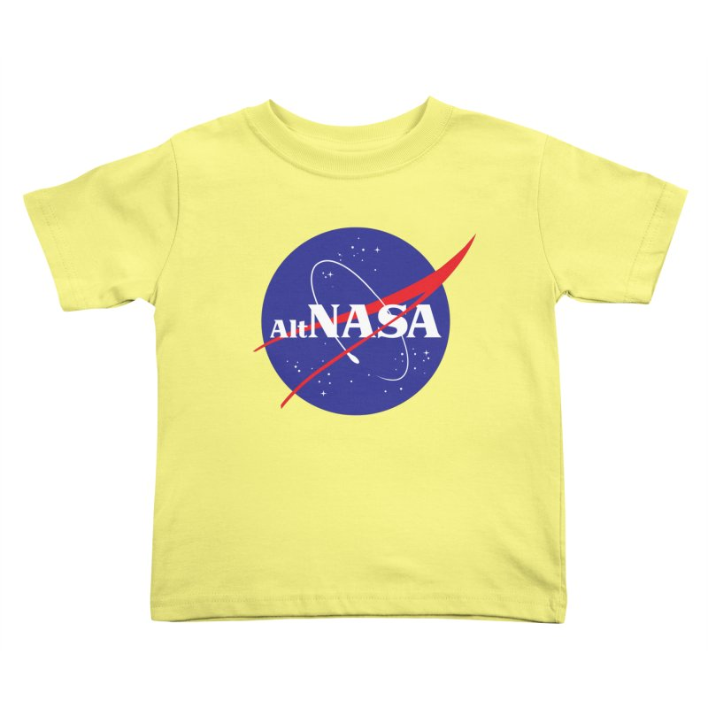 ALTNASA Kids Toddler T-Shirt by The Art of Warlick