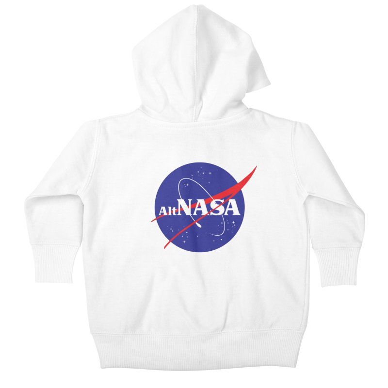 ALTNASA Kids Baby Zip-Up Hoody by The Art of Warlick