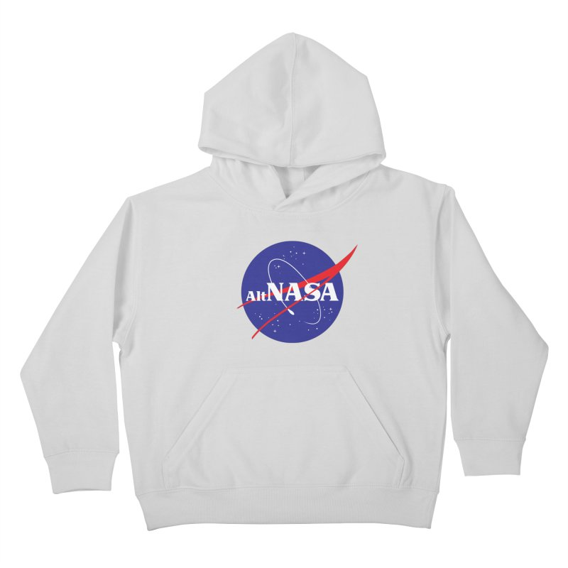 ALTNASA Kids Pullover Hoody by The Art of Warlick
