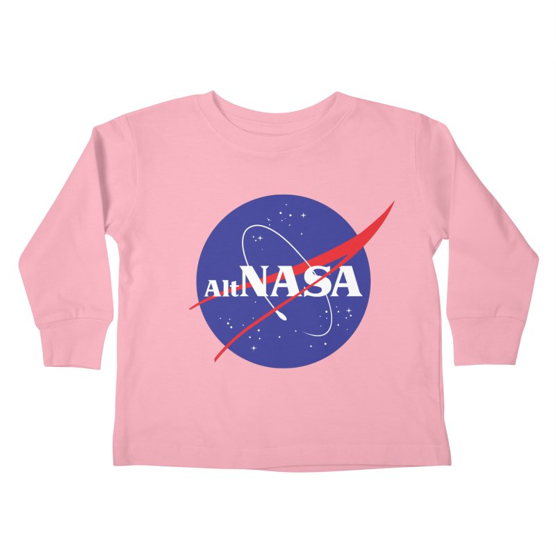 ALTNASA Kids Toddler Longsleeve T-Shirt by The Art of Warlick