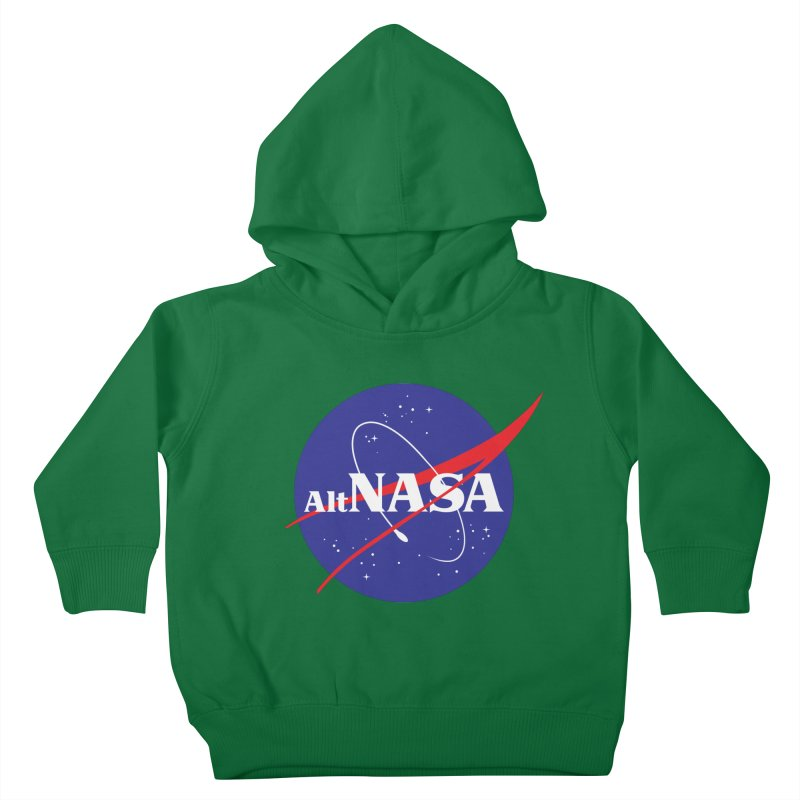ALTNASA Kids Toddler Pullover Hoody by The Art of Warlick