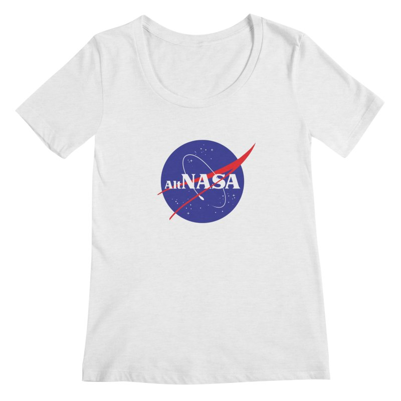 ALTNASA Women's Scoopneck by The Art of Warlick