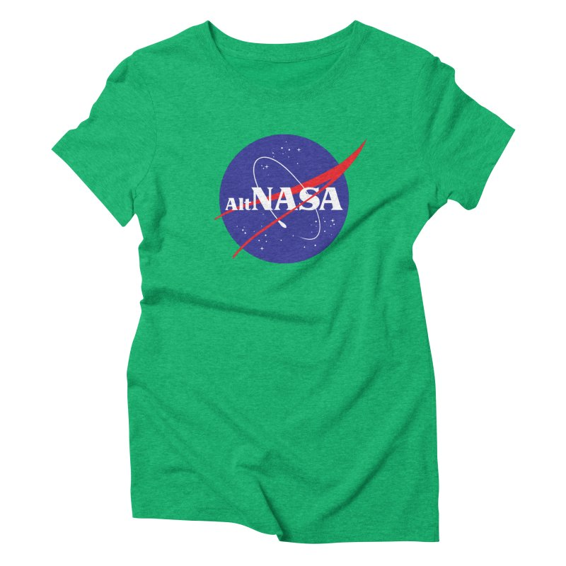 ALTNASA Women's Triblend T-Shirt by The Art of Warlick