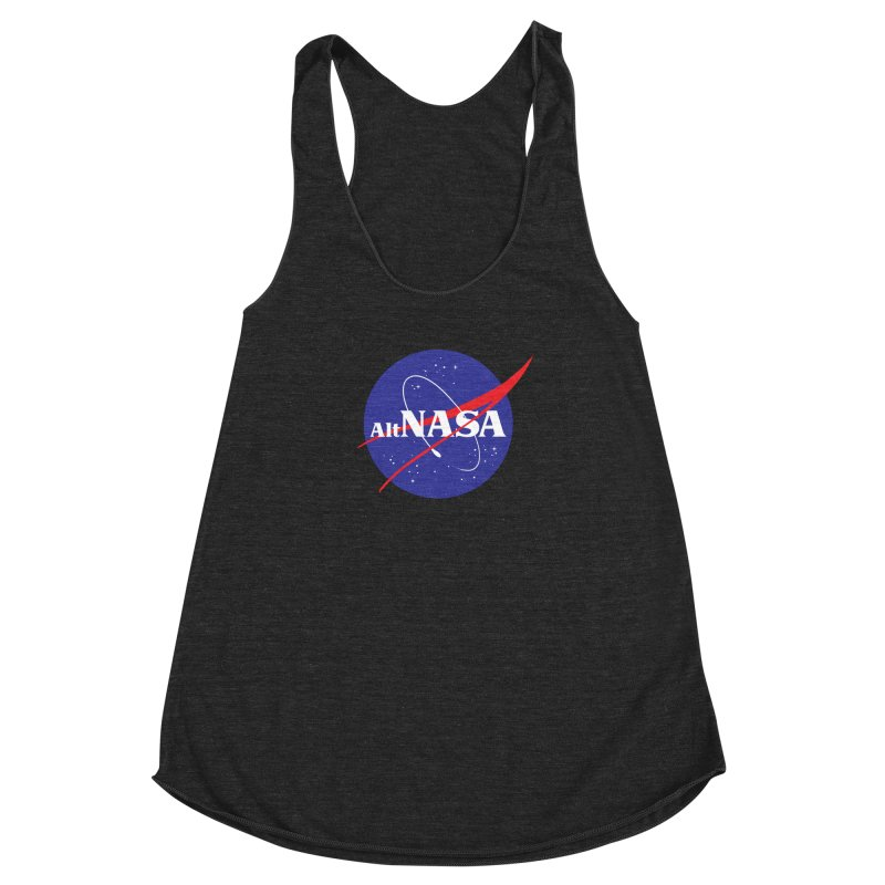 ALTNASA Women's Racerback Triblend Tank by The Art of Warlick