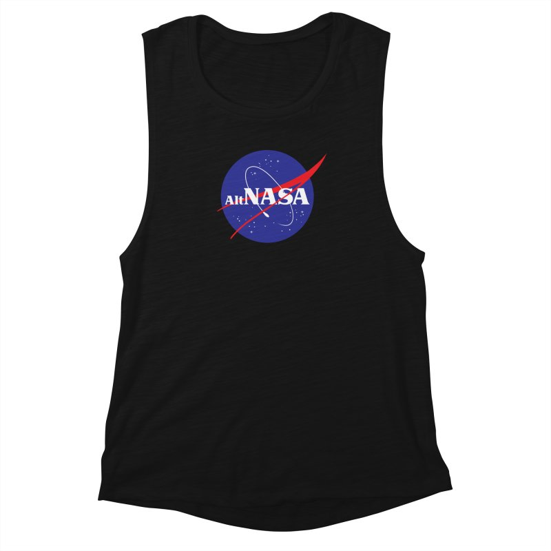 ALTNASA Women's Muscle Tank by The Art of Warlick