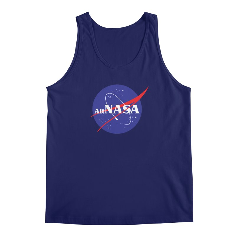 ALTNASA Men's Tank by The Art of Warlick