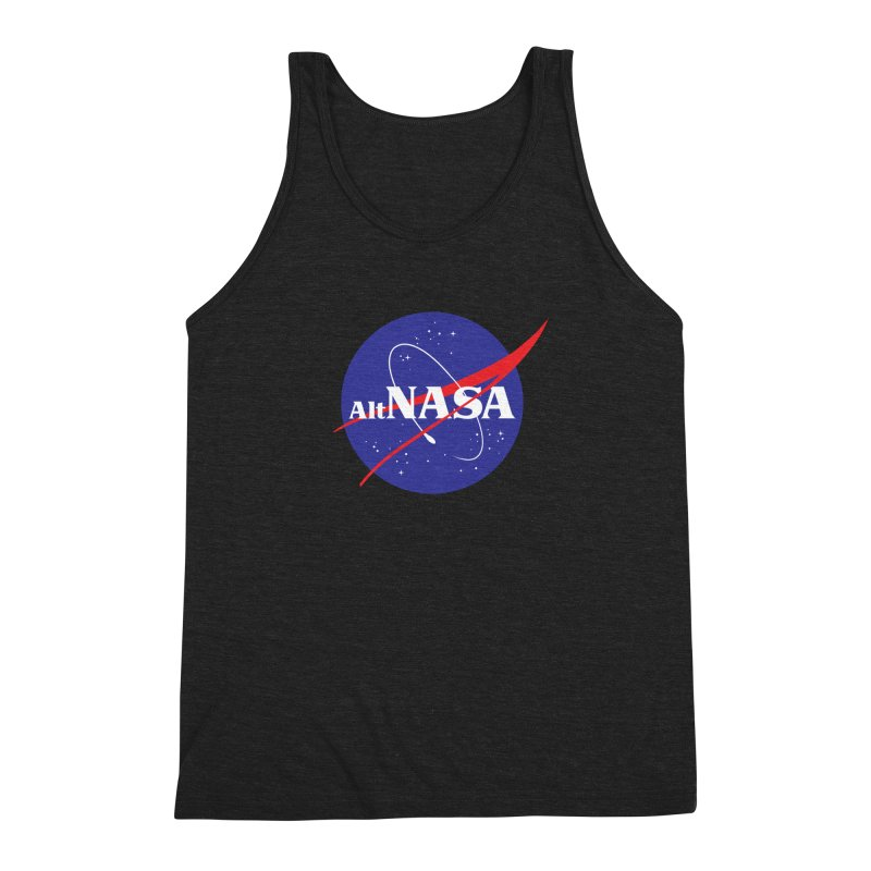 ALTNASA Men's Triblend Tank by The Art of Warlick