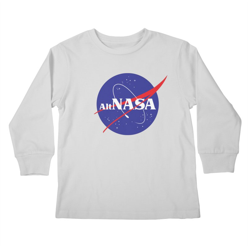 ALTNASA Kids Longsleeve T-Shirt by The Art of Warlick