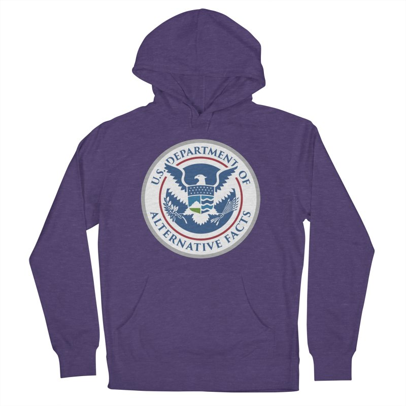 U.S. Department Of Alternative Facts Women's Pullover Hoody by The Art of Warlick