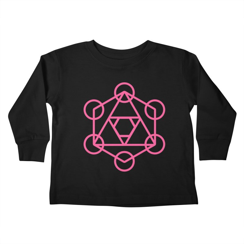 The Art of Warlick Kids Toddler Longsleeve T-Shirt by The Art of Warlick