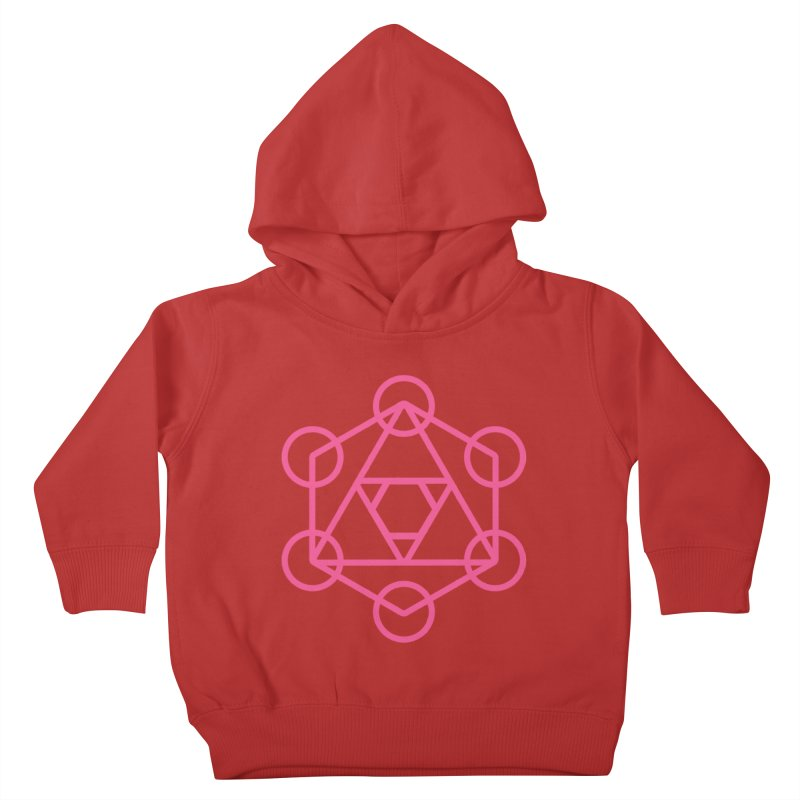 The Art of Warlick Kids Toddler Pullover Hoody by The Art of Warlick