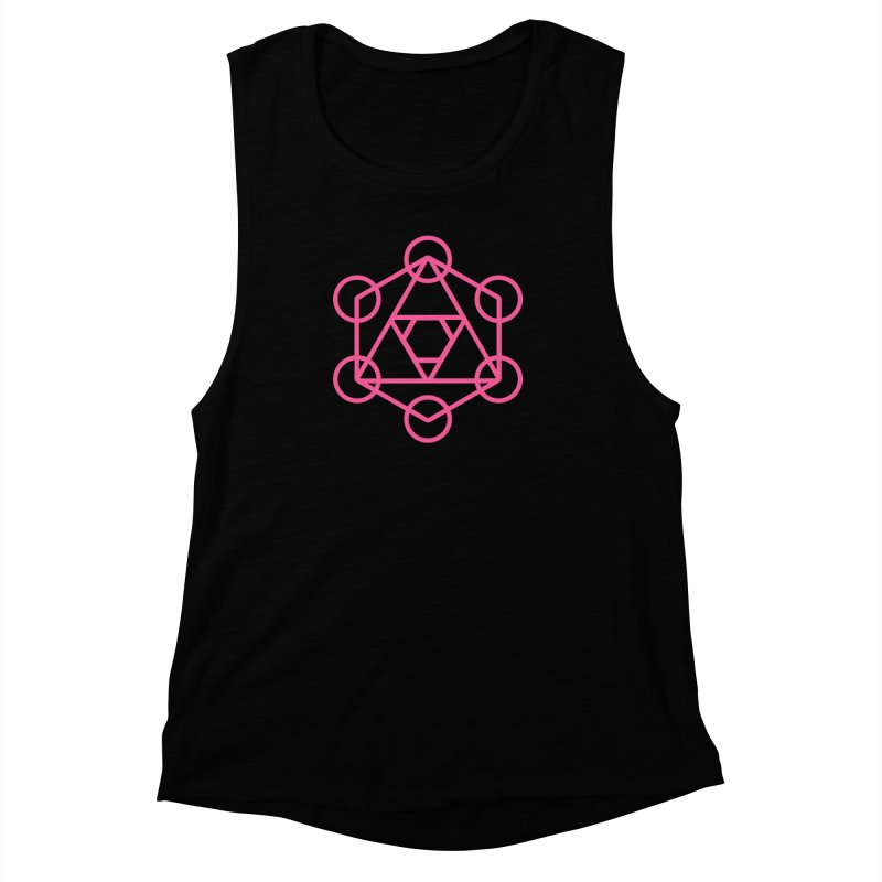 The Art of Warlick Women's Muscle Tank by The Art of Warlick