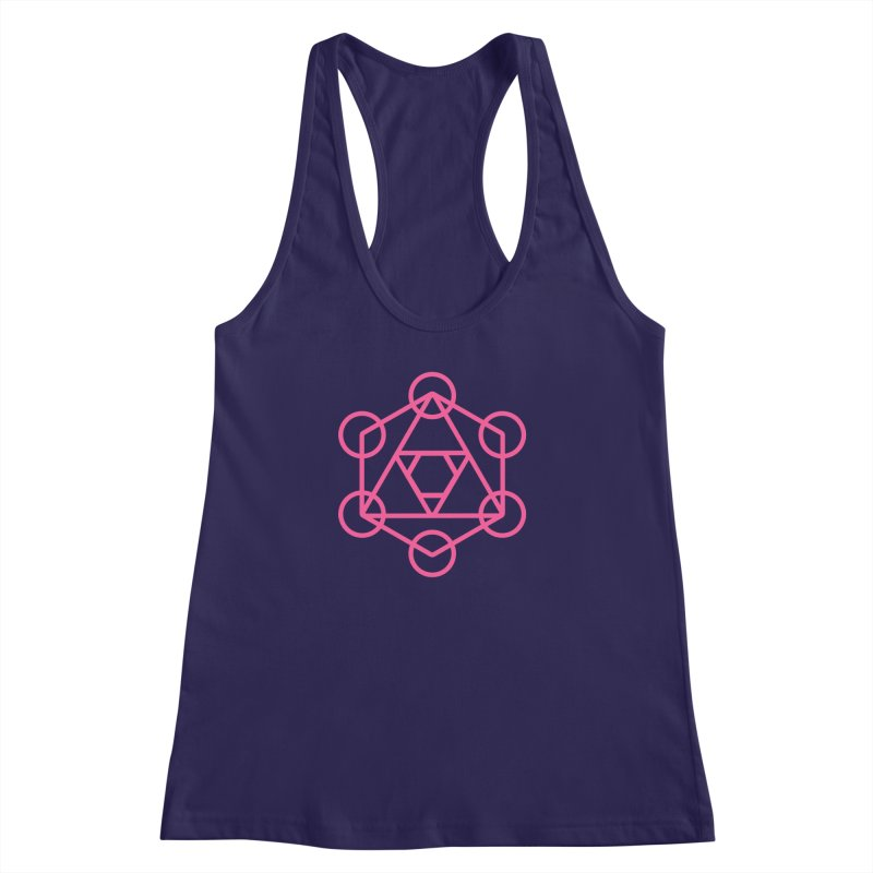 The Art of Warlick Women's Racerback Tank by The Art of Warlick