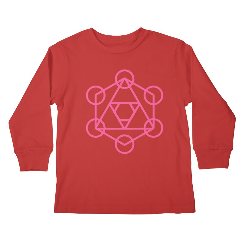 The Art of Warlick Kids Longsleeve T-Shirt by The Art of Warlick