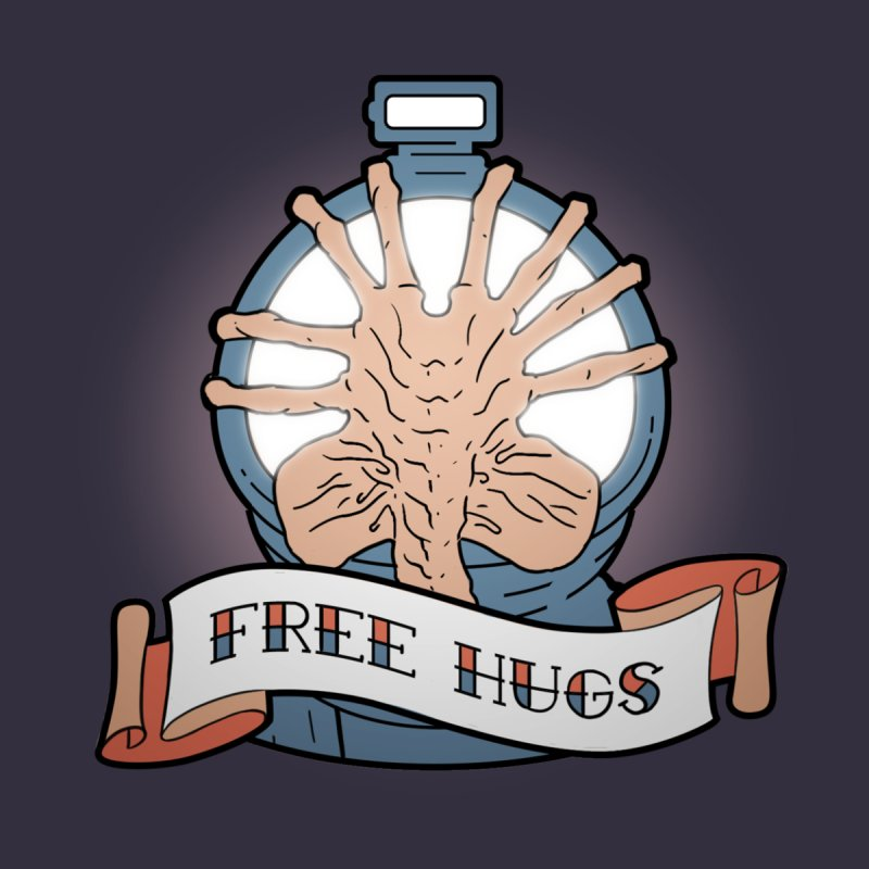 Free Hugs Men's Triblend T-shirt by The Art of Warlick