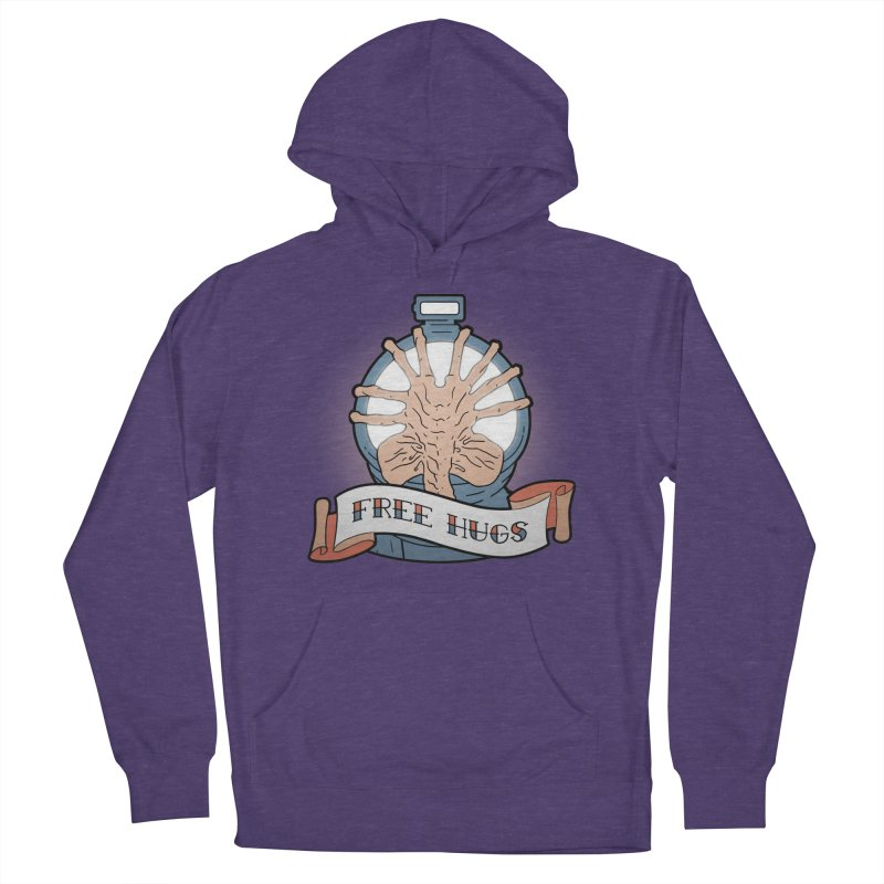 Free Hugs Women's Pullover Hoody by The Art of Warlick
