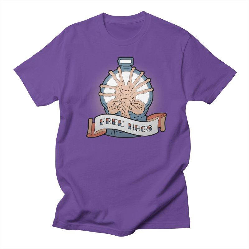 Free Hugs Women's Unisex T-Shirt by The Art of Warlick