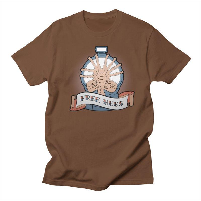 Free Hugs Men's T-shirt by The Art of Warlick