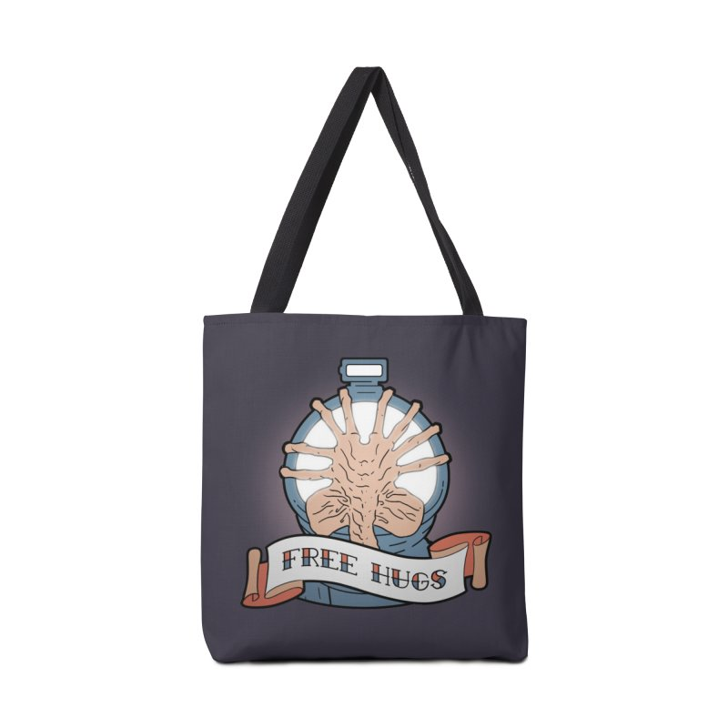 Free Hugs Accessories Bag by The Art of Warlick