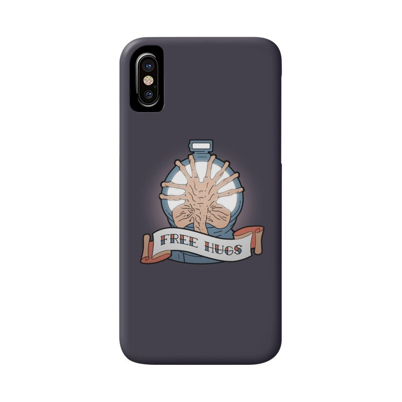Free Hugs Accessories Phone Case by The Art of Warlick