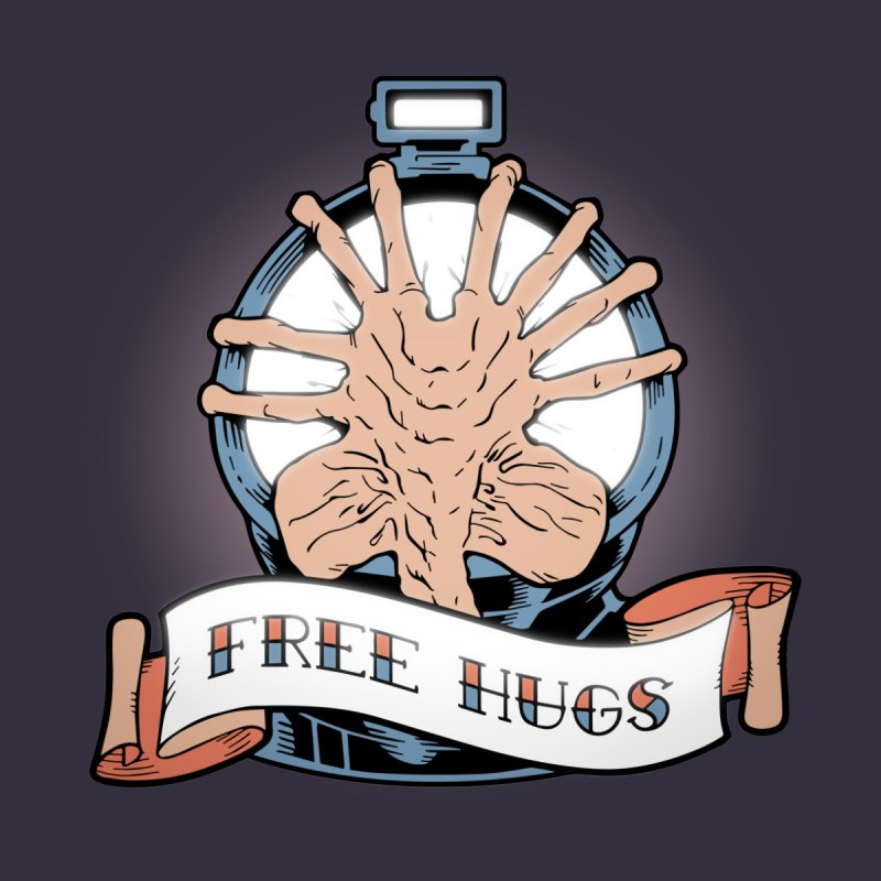 Free Hugs Men's T-Shirt by The Art of Warlick
