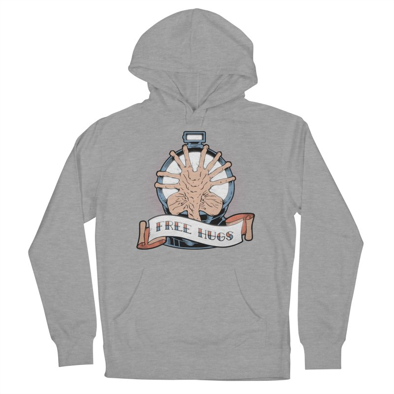 Free Hugs Men's Pullover Hoody by The Art of Warlick