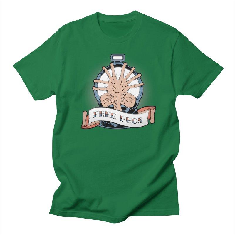 Free Hugs Men's Regular T-Shirt by The Art of Warlick
