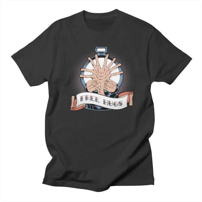 Free Hugs Women's Regular Unisex T-Shirt by The Art of Warlick