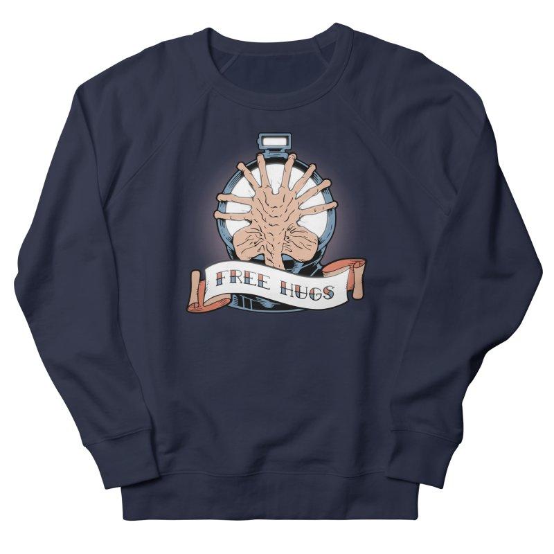 Free Hugs Women's Sweatshirt by The Art of Warlick