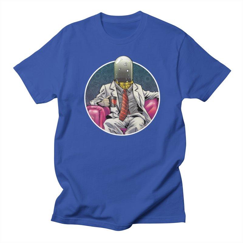 Material Vessel Men's Regular T-Shirt by The Art of Warlick