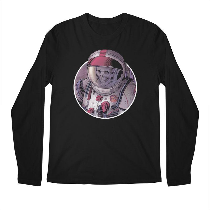 Stranded Men's Longsleeve T-Shirt by The Art of Warlick