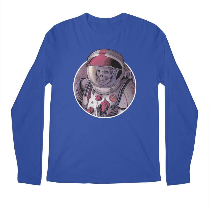 Stranded Men's Regular Longsleeve T-Shirt by The Art of Warlick