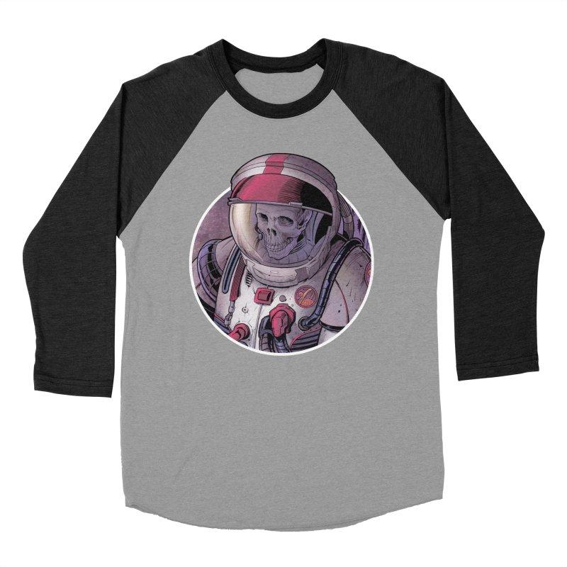 Stranded Women's Baseball Triblend Longsleeve T-Shirt by The Art of Warlick