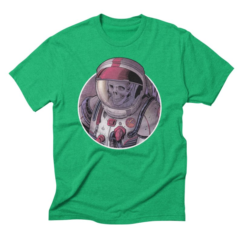 Stranded Men's Triblend T-shirt by The Art of Warlick